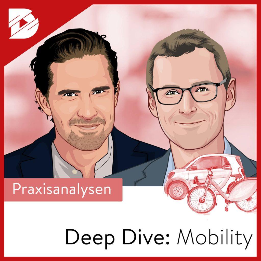 digital kompakt, Podcast, Mobility, Automotive, Patrick Setzer, Ulrich Quay, i Ventures, BMW, Elektroauto