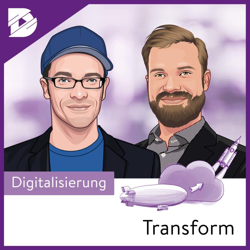 Transform #13: Digitalisierung des Kerngeschäfts mit internen Startups