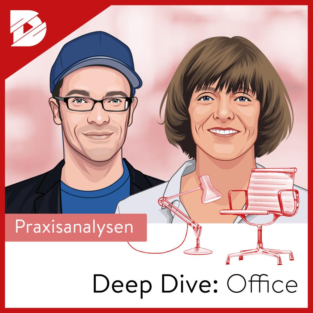 Deep Dive Office #2: Bürofachplanung – der Weg in eine neue Bürowelt