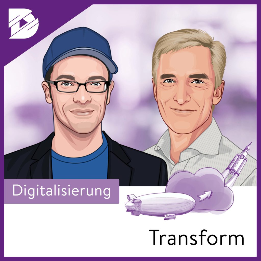 digital kompakt, Podcast, Joel Kaczmarek, Transformation, Viessmann, Wattx