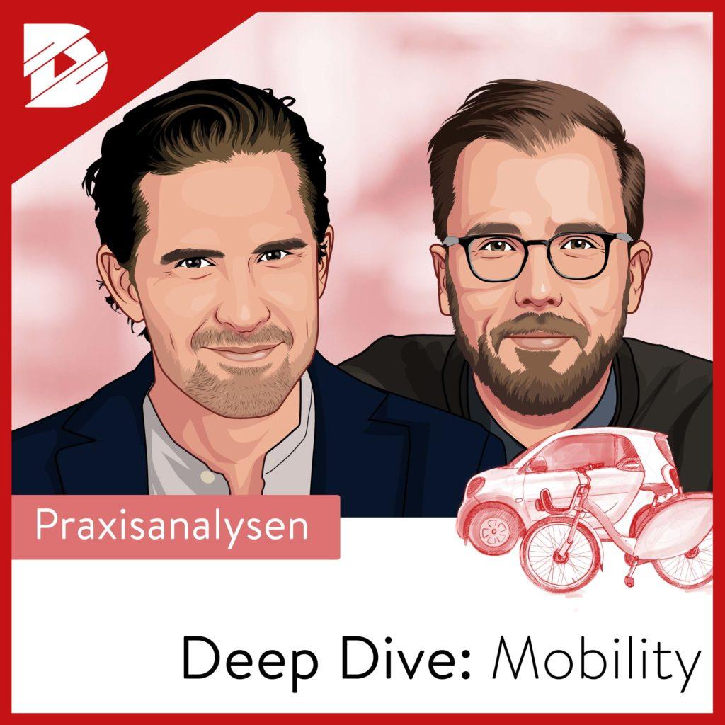 Deep Dive Mobility #6: Intermodale Mobilität im ÖPNV