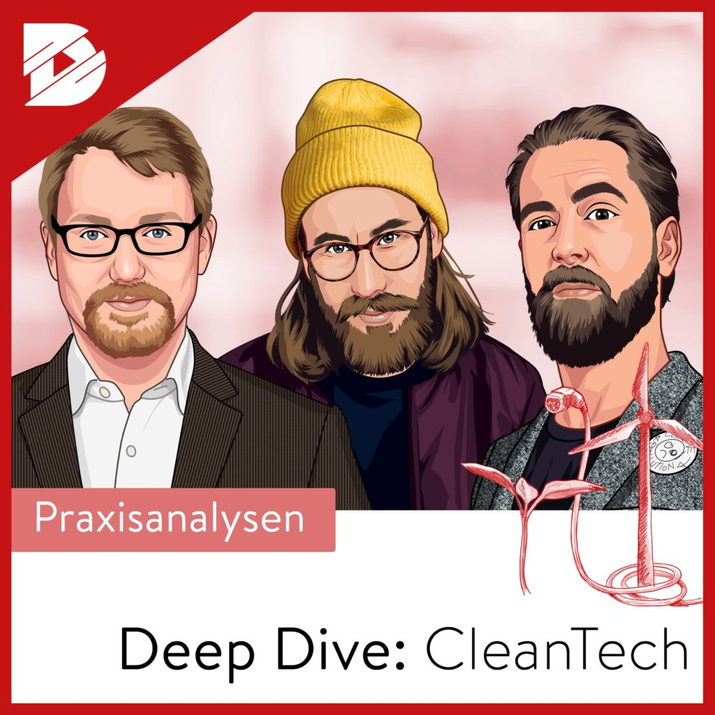 digital kompakt, Podcast, David Wortmann, Cleantech, Einhorn