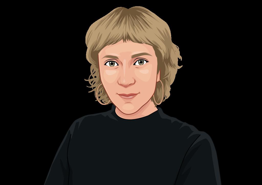 Insa Langhorst Freelance Producerin digital kompakt
