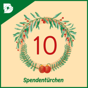 Spendenkalender, Charity