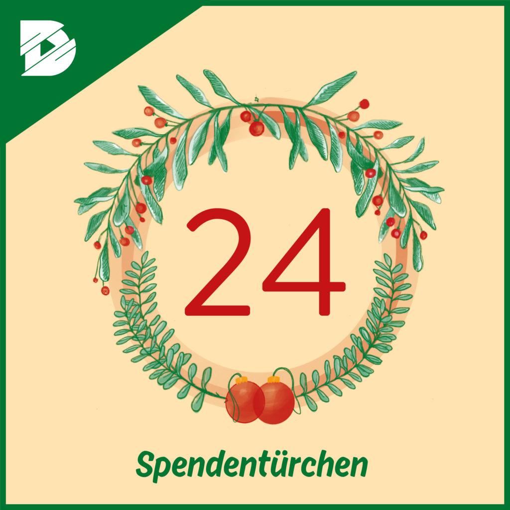 Spendentürchen 24: Axel Winkel stellt den Kinderschutzbund vor