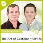 Customer Service, Podcast, Kundendienst, N26, Martin Schilling, Erik Pfannmoeller