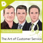 Customer Service, Podcast, Kundendienst, CRM System, Jörg Rheinnardt, Felix Tellhelm, Cintellic, Erik Pfannmoeller