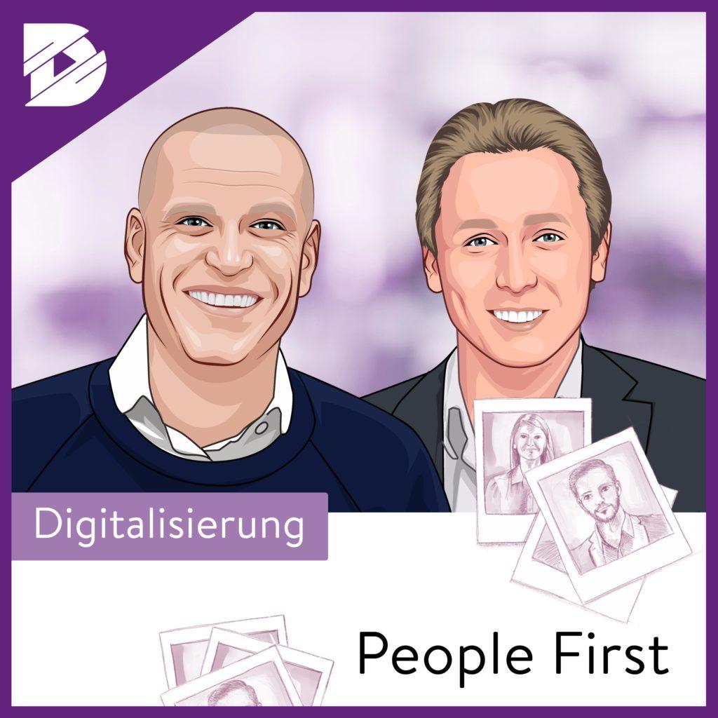 Wie der Innovation-Hub die Lufthansa umkrempelt |People First #12