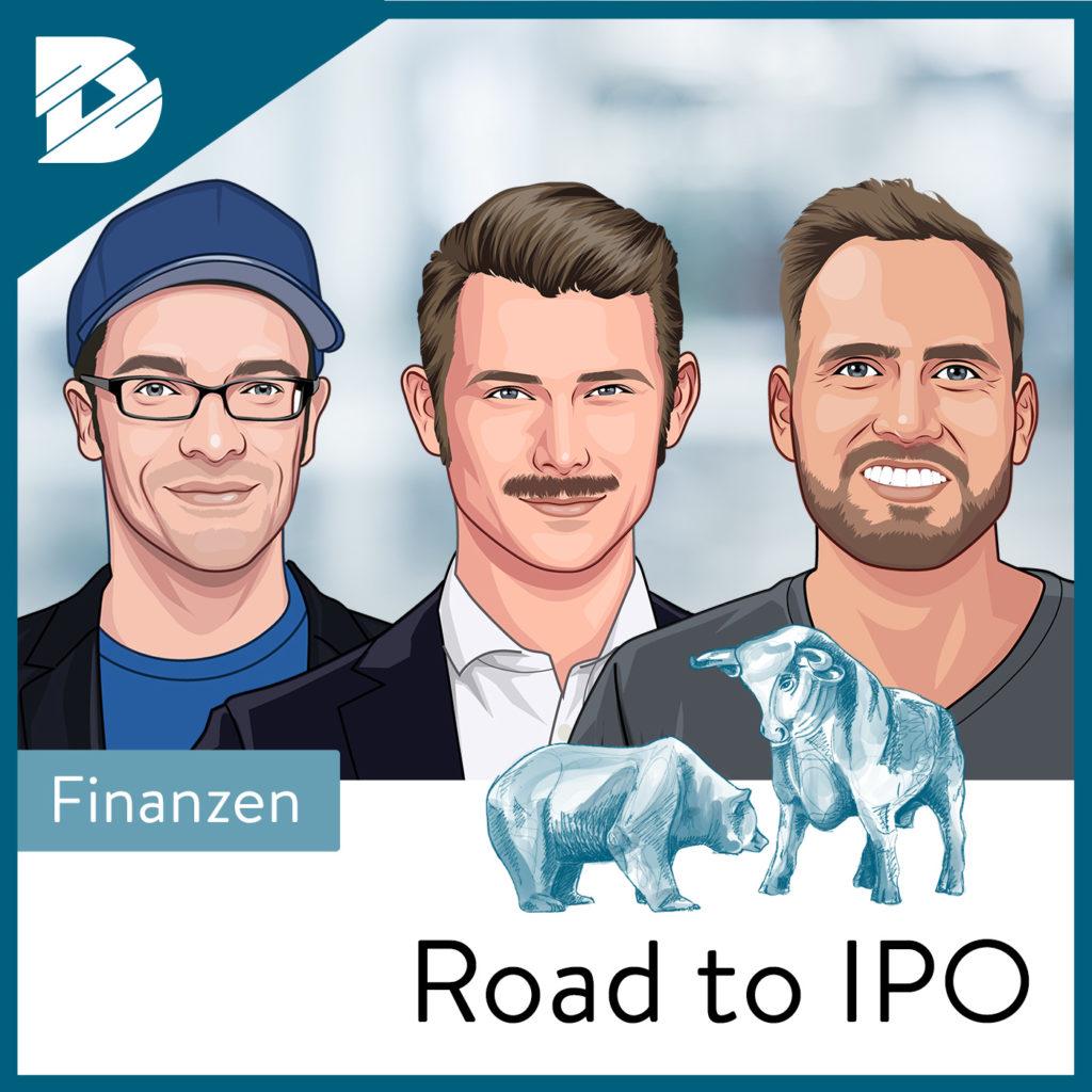Digitale Wertpapiere: mit der Blockchain in die Beteiligungszukunft | Road to IPO #14