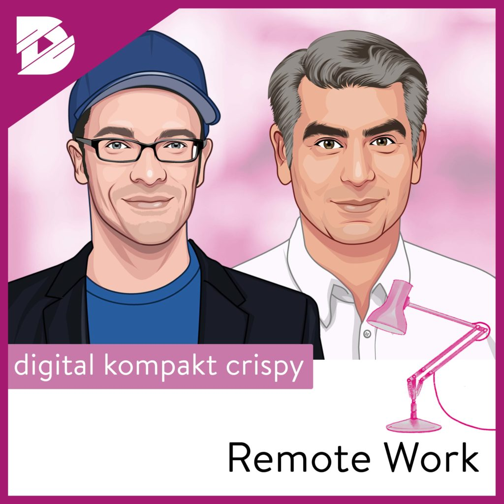 Remote Work, Podcast, Telearbeit, Home Office, Fernarbeit