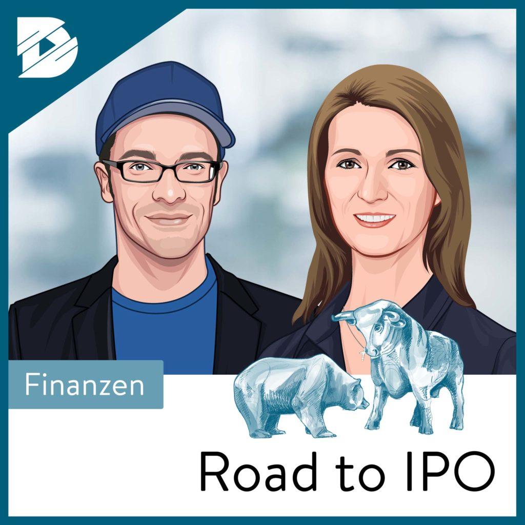 digital kompakt, Joel Kaczmarek, Deutsche Börse, IPO, Podcast