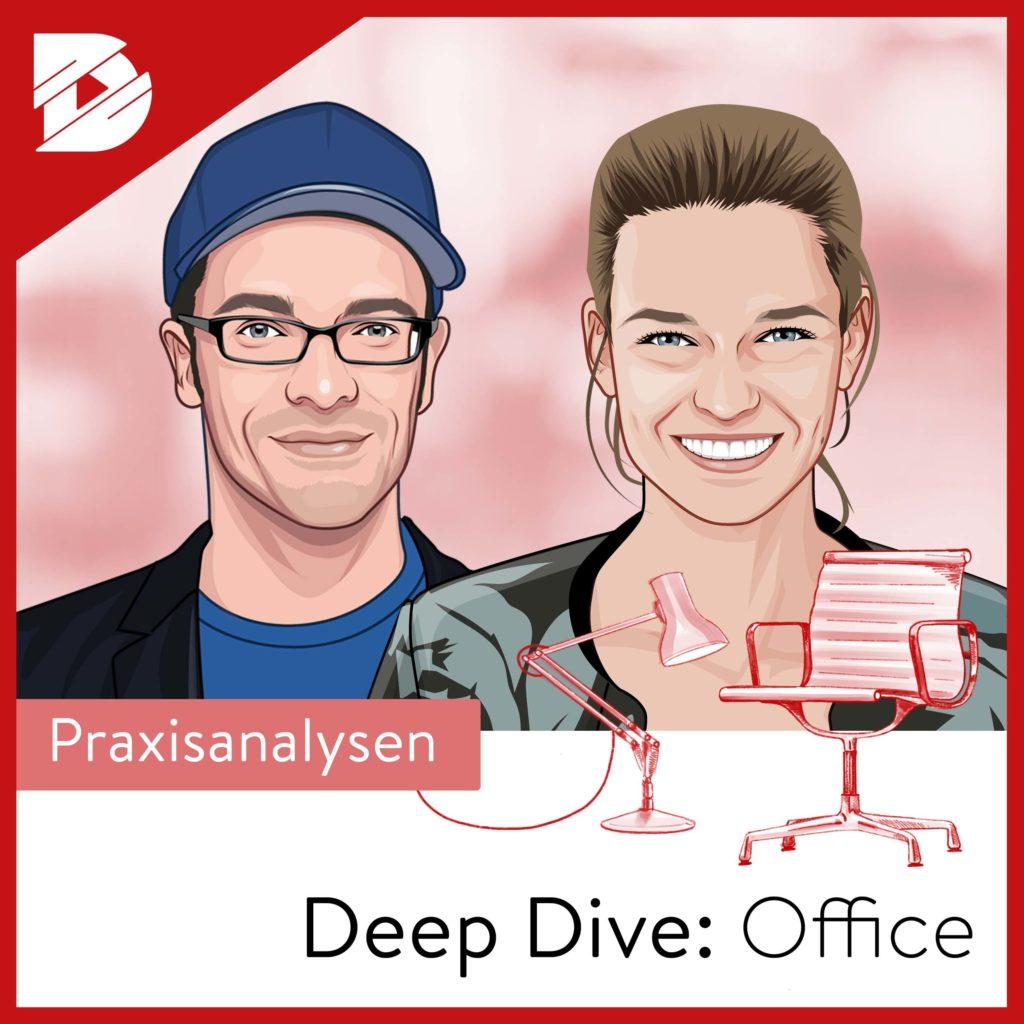 digital kompakt, Podcast, Büroeinrichtung, Design, Anne Krieger, OhJa Design