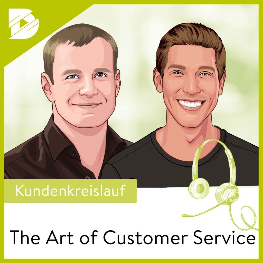 Customer Service, Kundendienst, Podcast, Urban Sports Club, Torsten Mueller, Erik Pfannmoeller