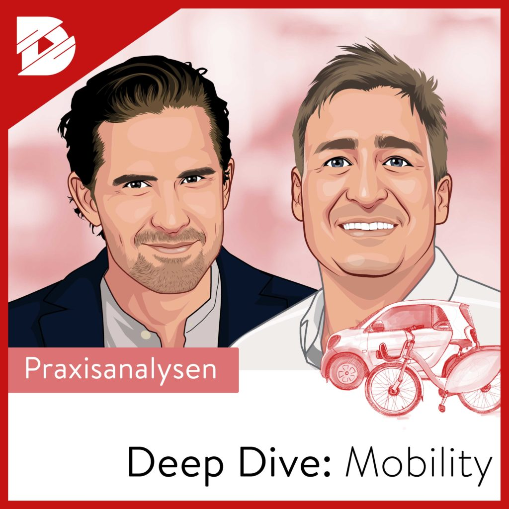 Deep Dive Mobility #9: Mobility Trends aus dem Silicon Valley