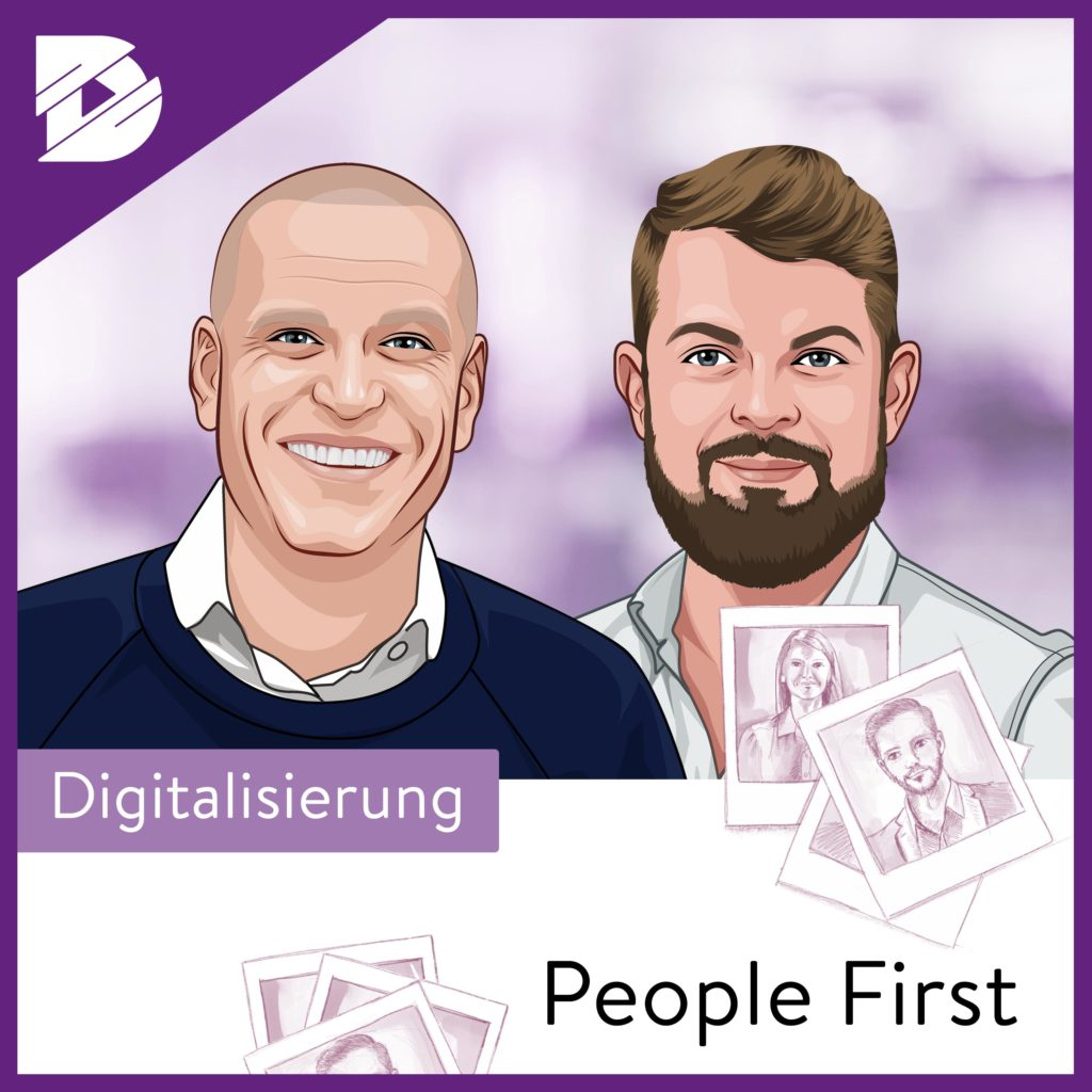 Vom traditionellen Verlagshaus zum digitalen Medienunternehmen | People First #14