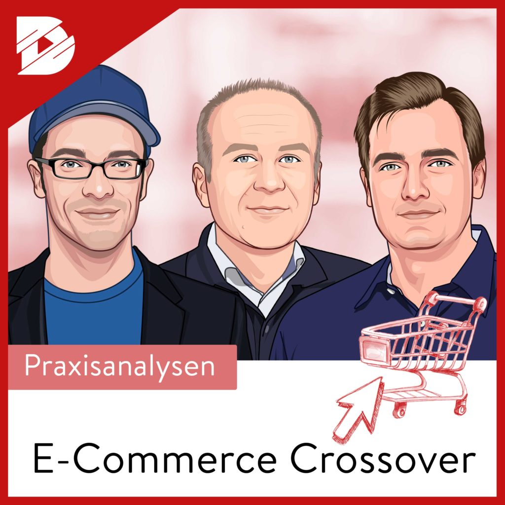 E-Commerce Crossover #17: Alex E-Commerce Favoriten