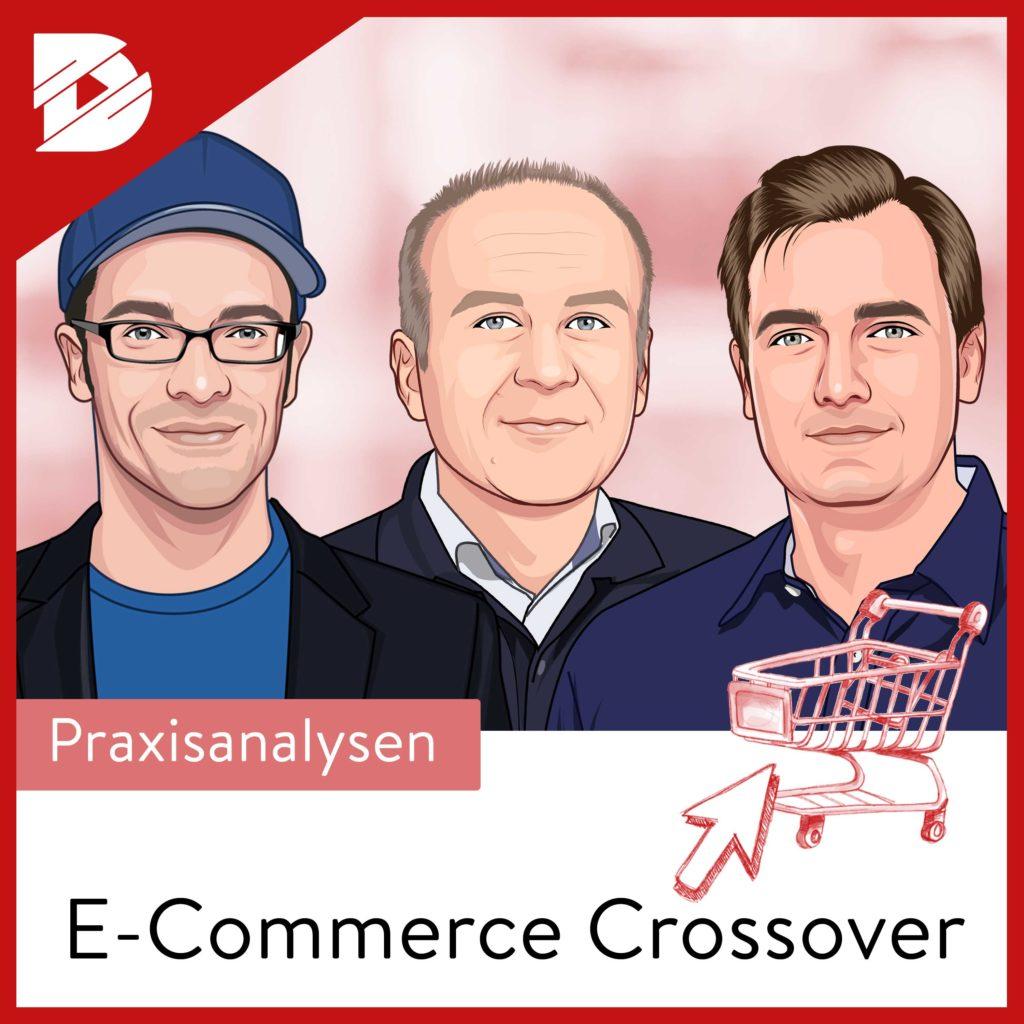 Joel Kaczmarek, Jochen Krisch, Alexander Graf, E-Commerce, Podcast