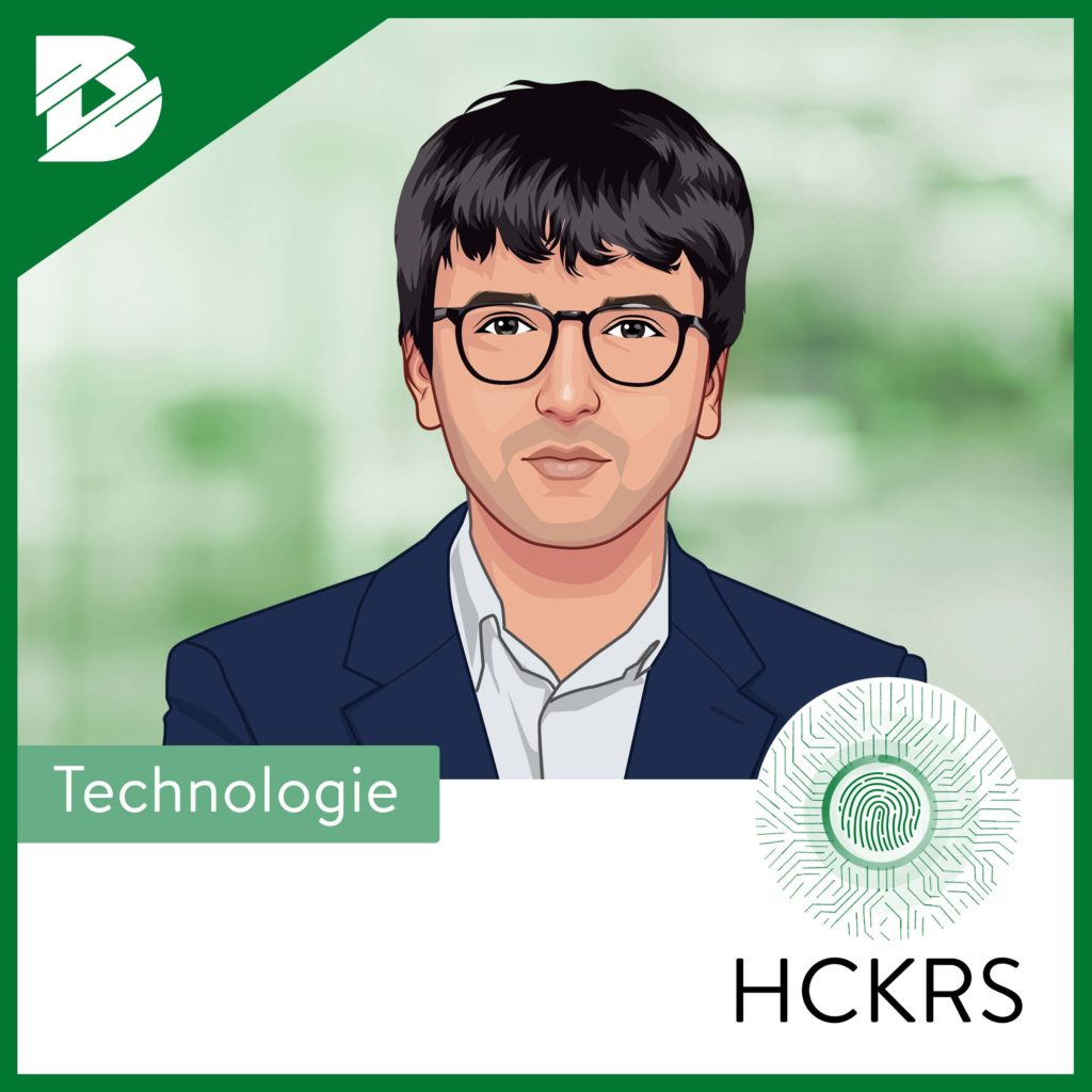 HCKRS, Hacker, Cyber Security Podcast