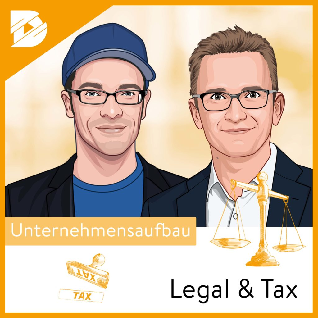 Legal & Tax #7: Wie bereitet man einen Exit vor?
