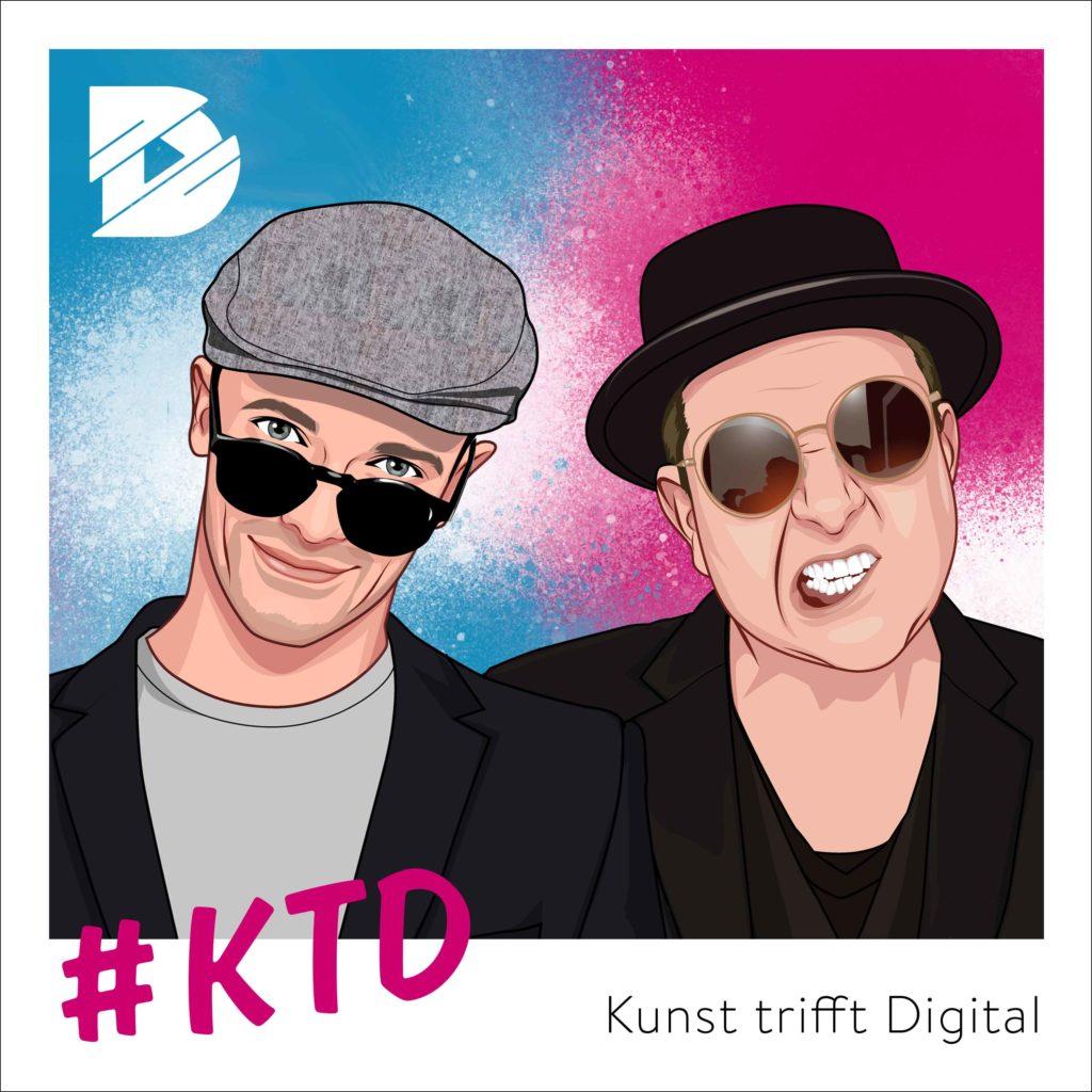 Kunst trifft Digital, Podcast, Sebastian Krumbiegel, Promipodcast