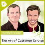 Customer Service, Podcast, Kundendienst, Luz Marsen, Erik Pfannmoeller