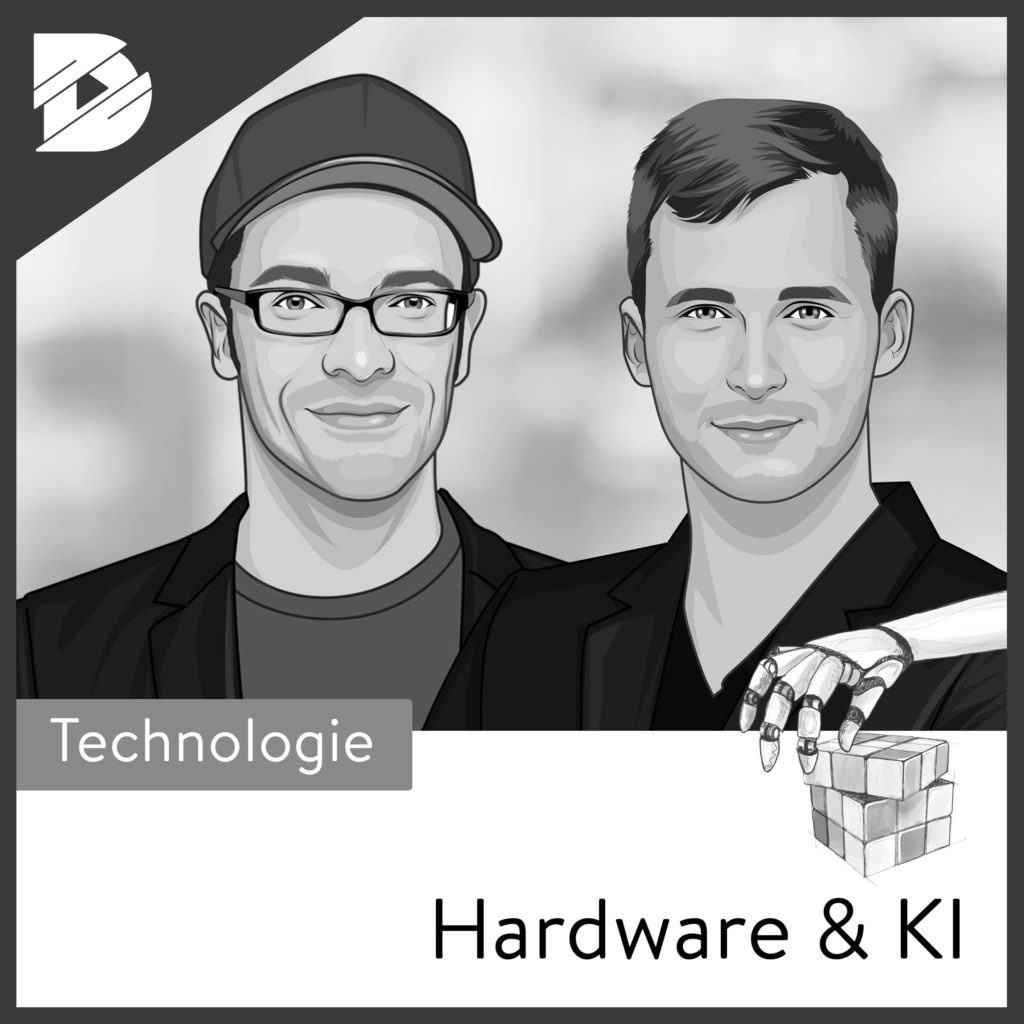 Kuenstliche Intelligenz, Podcast, K,I AI, Artificial Intelligence, Hardware, Fabian Westerheide
