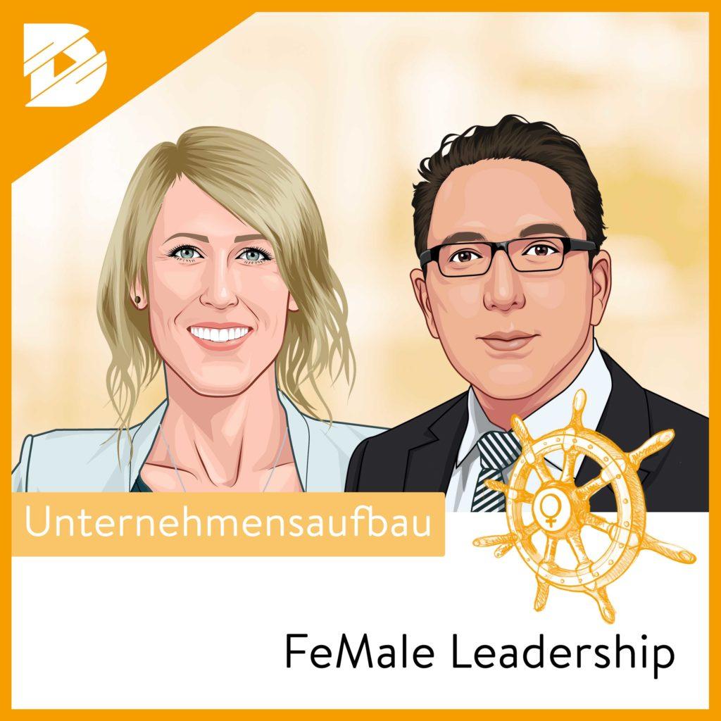 Personalchef Cawa Younosi über die Unternehmenskultur bei SAP | FeMale Leadership #2