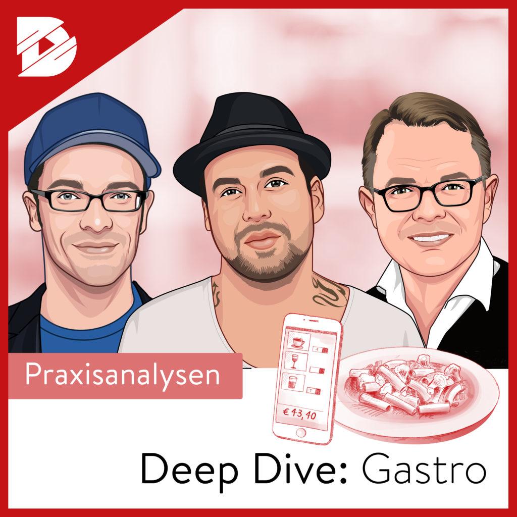 Deep Dive Gastro #2: Tan Erbas und Volker Glaeser über Prozesse in der Individualgastronomie