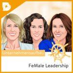 Podcast-digital kompakt-Female Leadership-Diversity