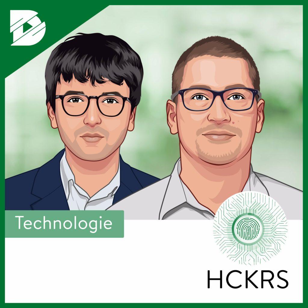 HCKRS #5: Wie schützt uns IT-Sicherheit vor Hackerangriffen?
