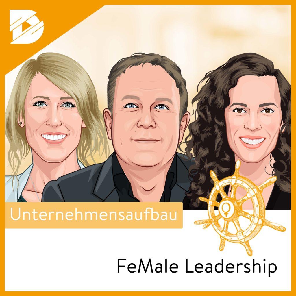 Amazon-Chef Kleber: Inklusion als Entwicklungsprozess | FeMale Leadership #7
