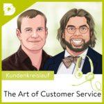 Customer Service, Podcast, Kundendienst, Nils Hafner, Service Dialog, Erik Pfannmoeller