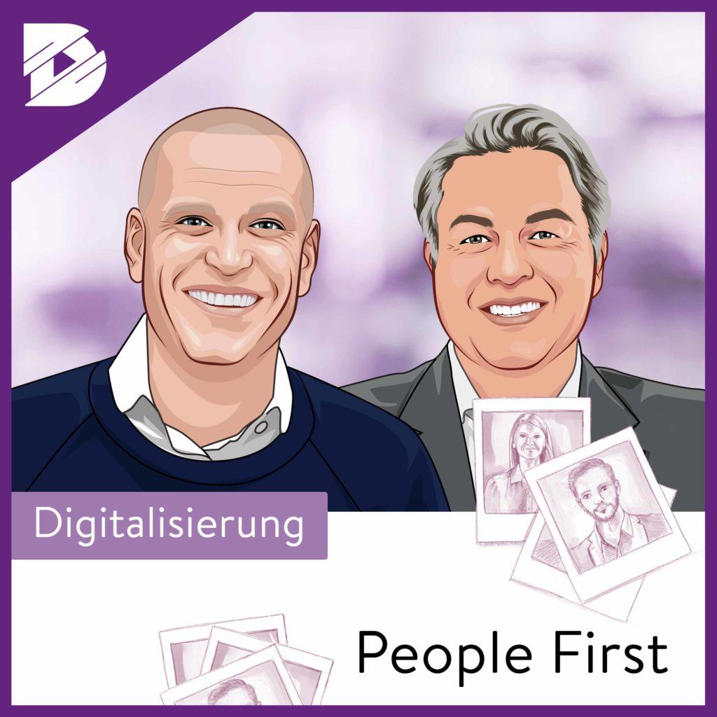 Der Wort & Bild Verlag – Digitale Transformation im Gesundheitswesen | People First #15