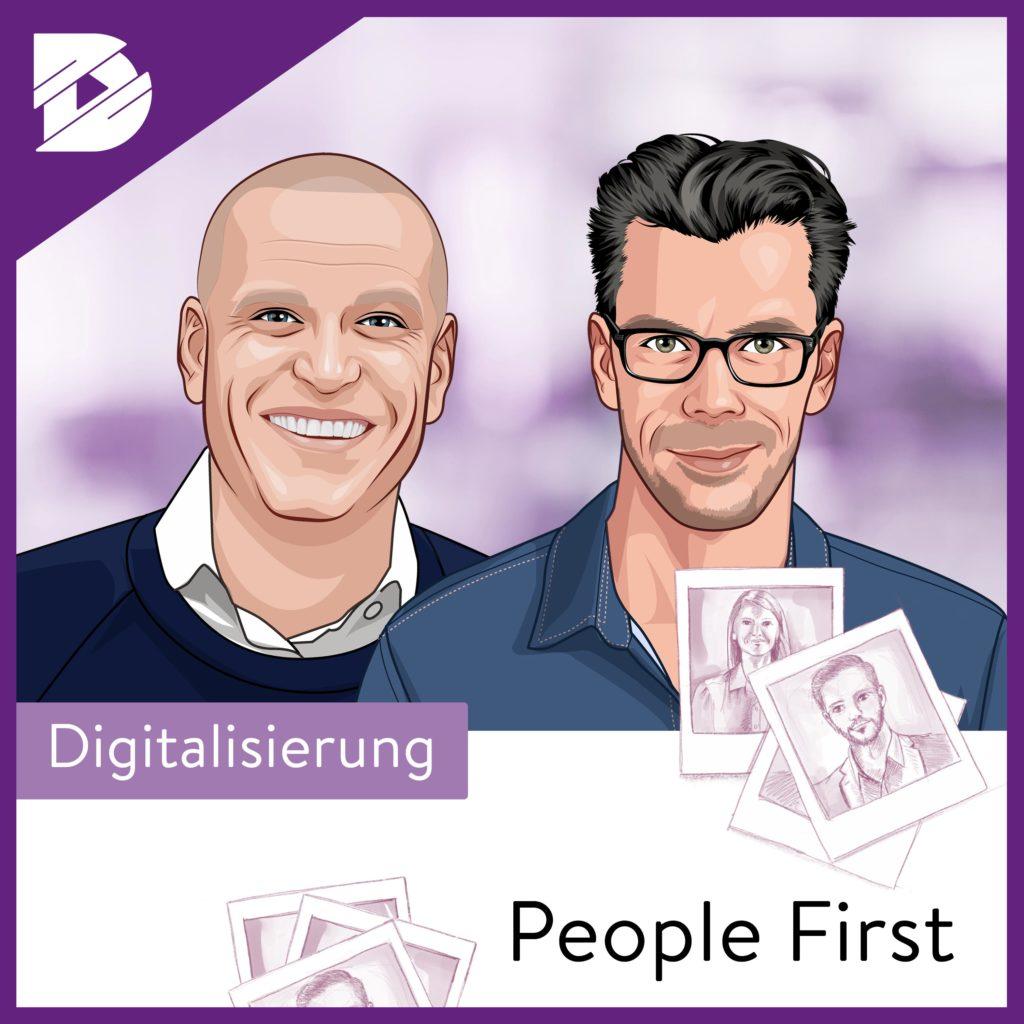 People First #16 | Unternehmertum und Gründergeist bei Finc3