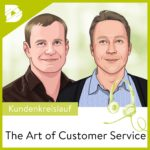 Customer Service, Podcast, Kundendienst, Gregor Moss, Eskalation Strategie, Erik Pfannmoeller
