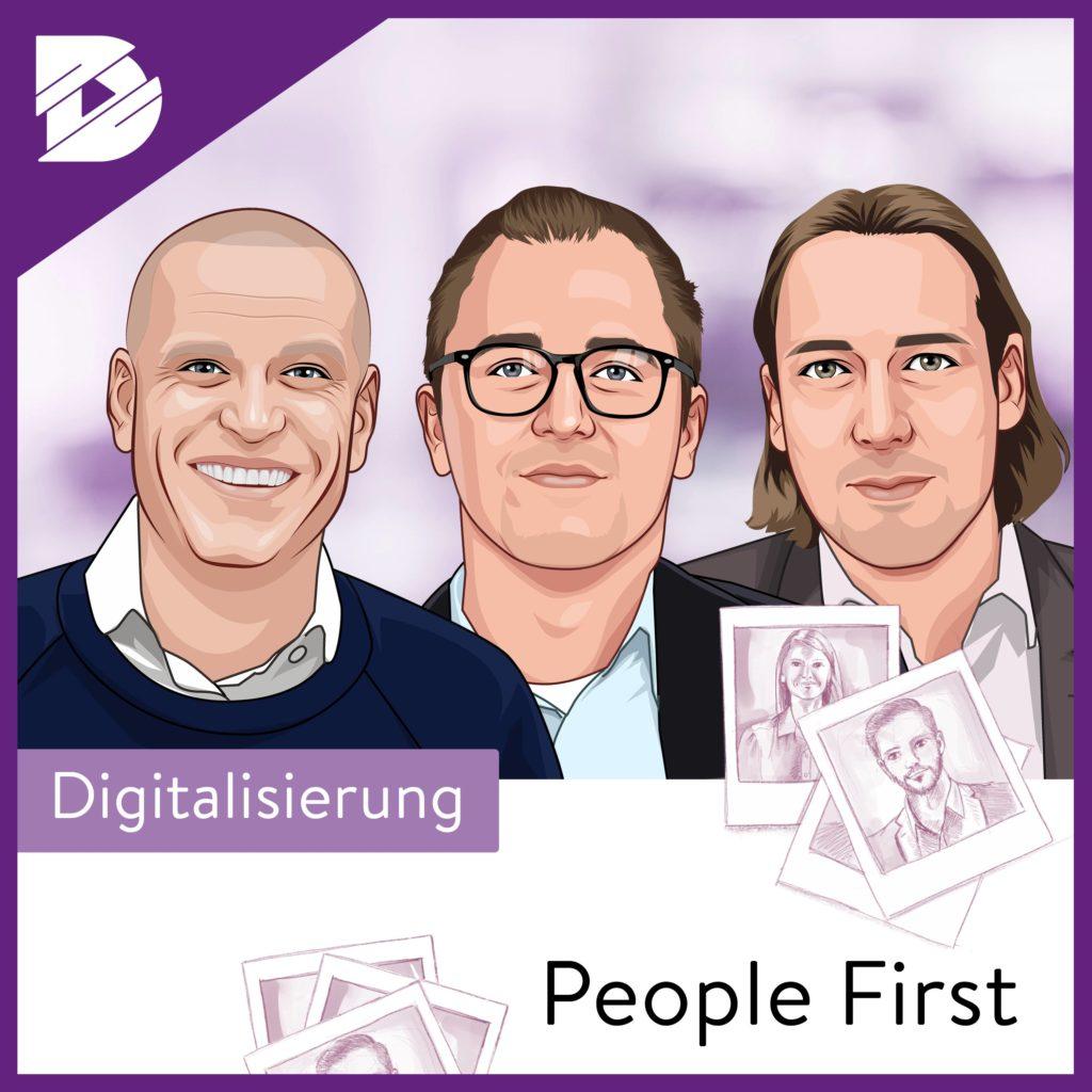 Die Digitalisierung eines Weltkulturerbes | People First #17