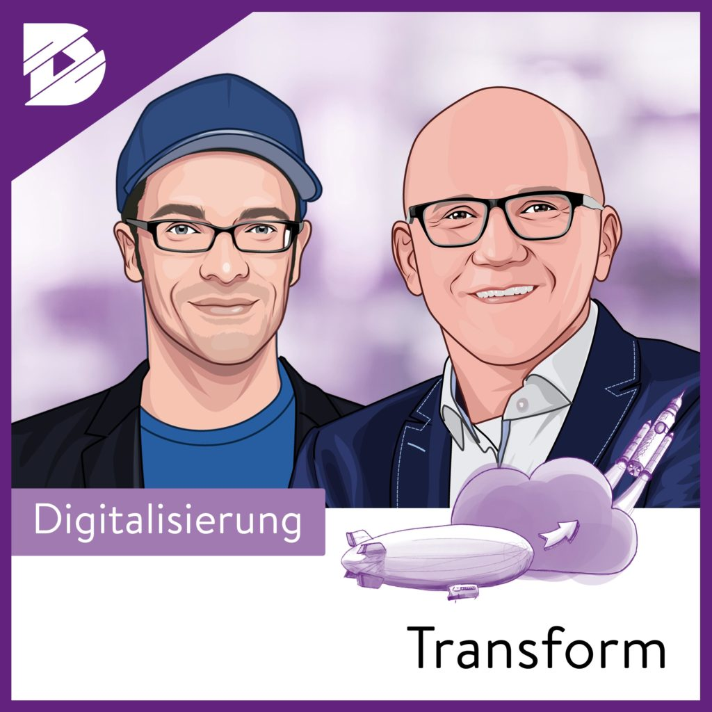Agile Leadership: So bringst du dein Team durch die Transformation | Transform #23