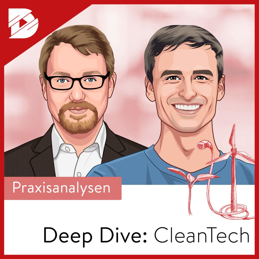 Deep Dive CleanTech #22: Digital Heat Management: die Zukunft der Wärmebranche mit Vilisto