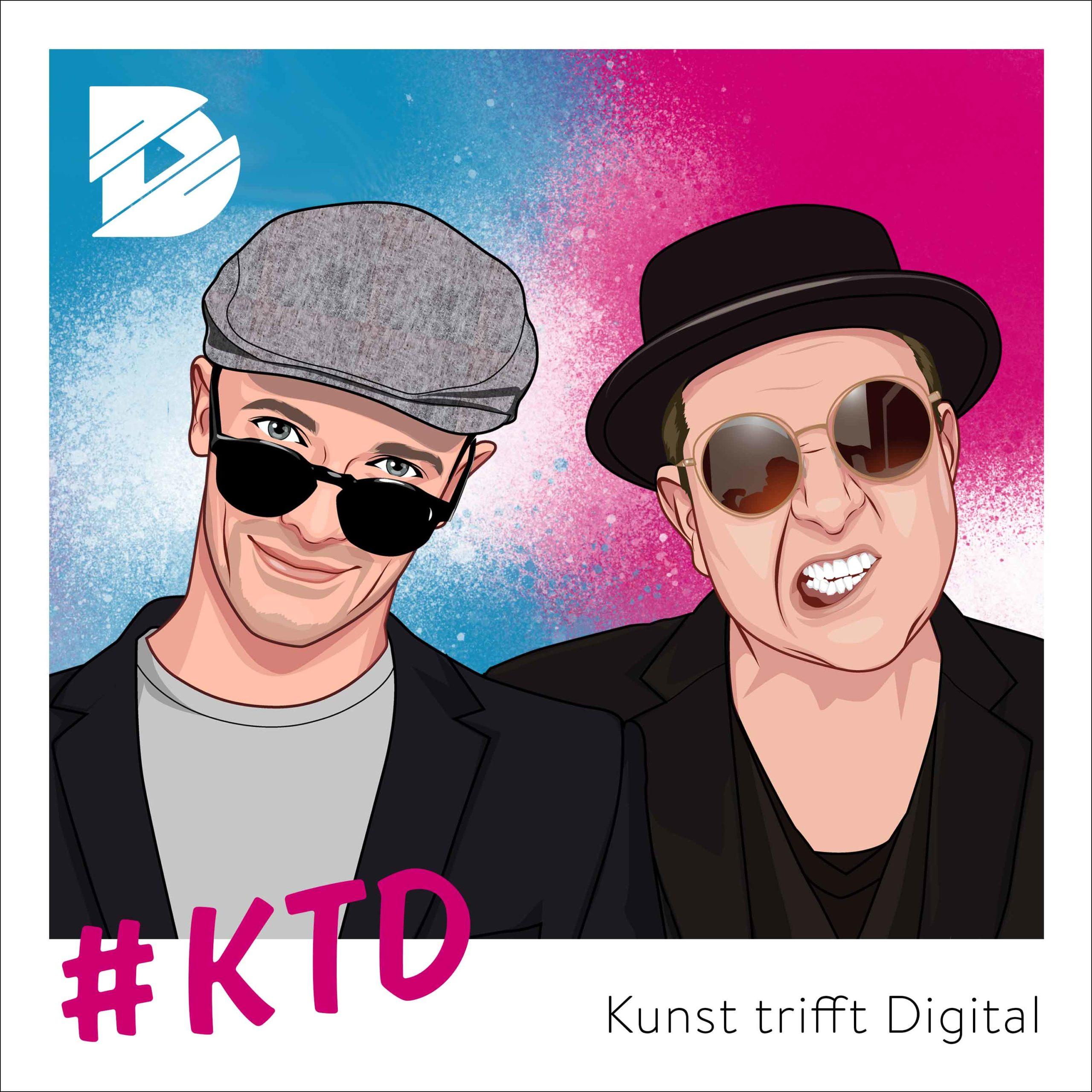 Podcast-digital kompakt-Kunst trifft Digital