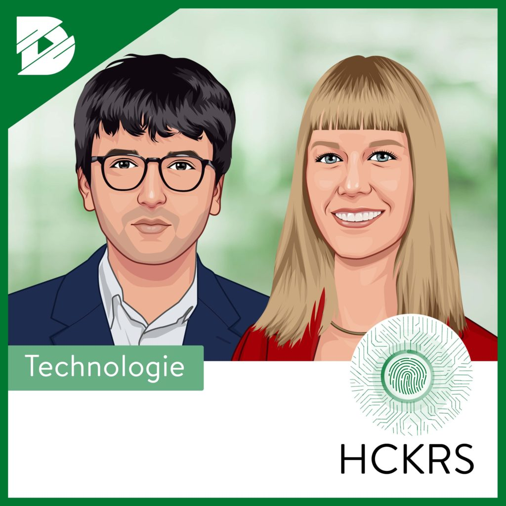 HCKRS, Cybersecurity, Isabel Skierka, Podcast