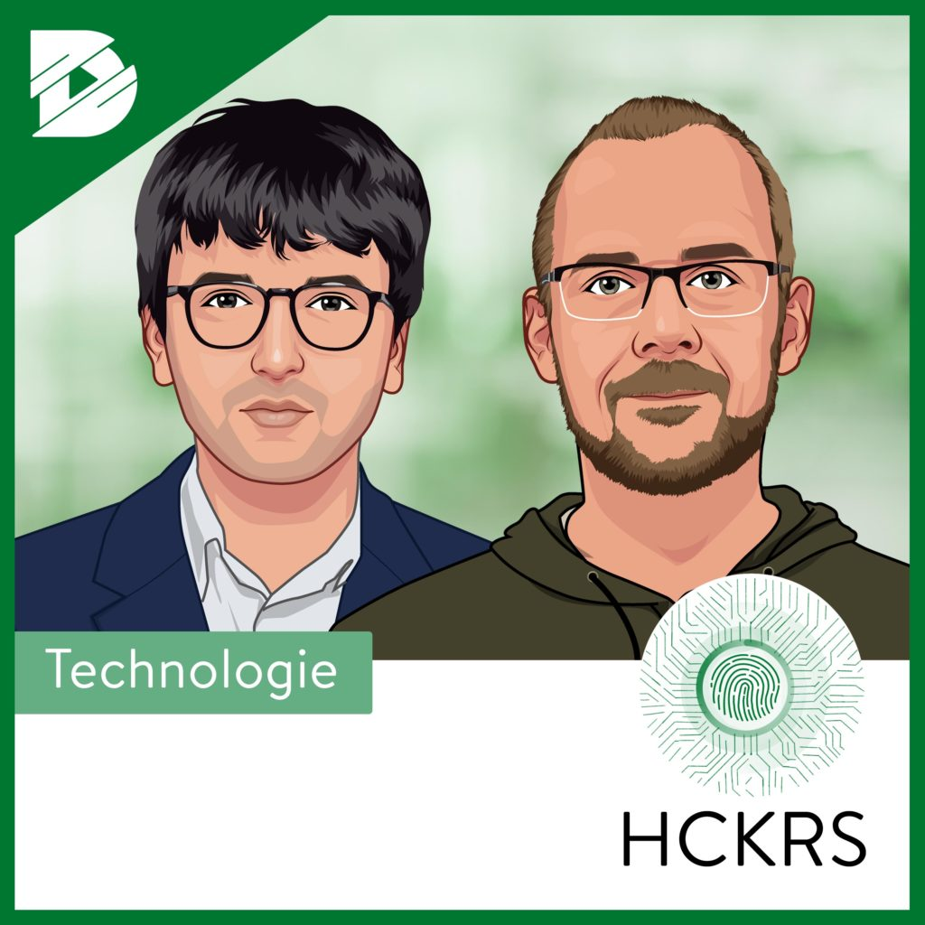 HCKRS, Hacker, Cybersecurity, Podcast, Michael Bartsch, Deutor, Cyber Security