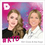 Kim Gloss, Ina Aogo, Instagram, Influencerin, Podcast