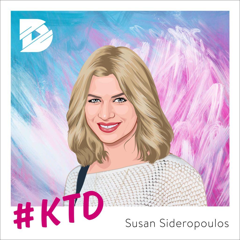 Susan Sideropoulos: Klein, aber oho! – eine Schauspielkarriere | Kunst trifft Digital #7