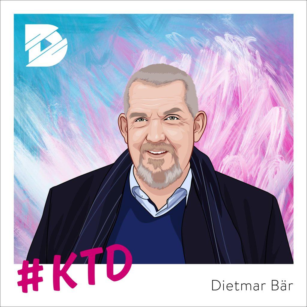 Dietmar Bär: Vom Gymnasialpunk zum Tatortkommissar | Kunst trifft Digital #8