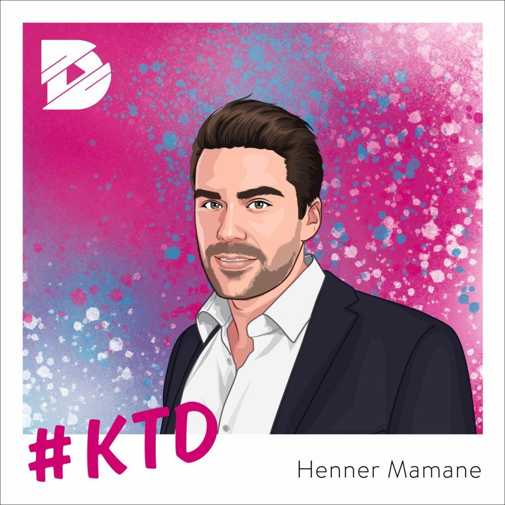 Henner Mamane: Der Promiflüsterer | Kunst trifft Digital #9
