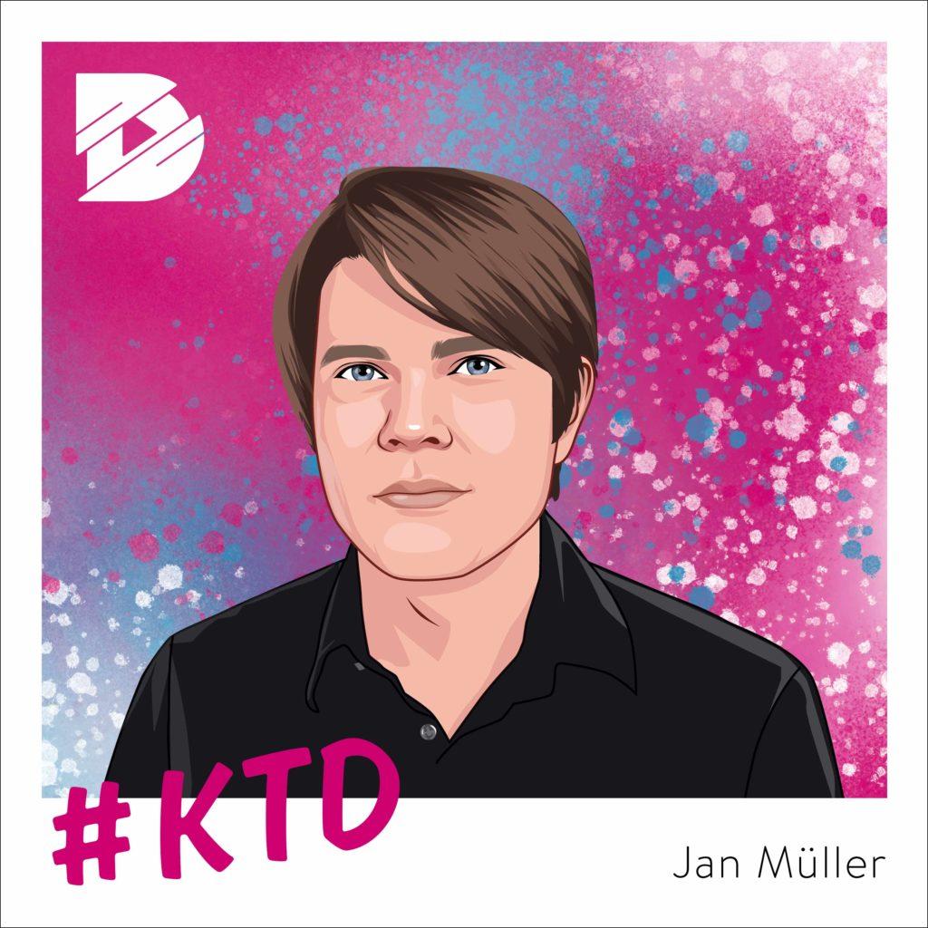Kunst trifft Digital #11: Jan Müller (Tocotronic): Mit Pop und Punk im Herzen