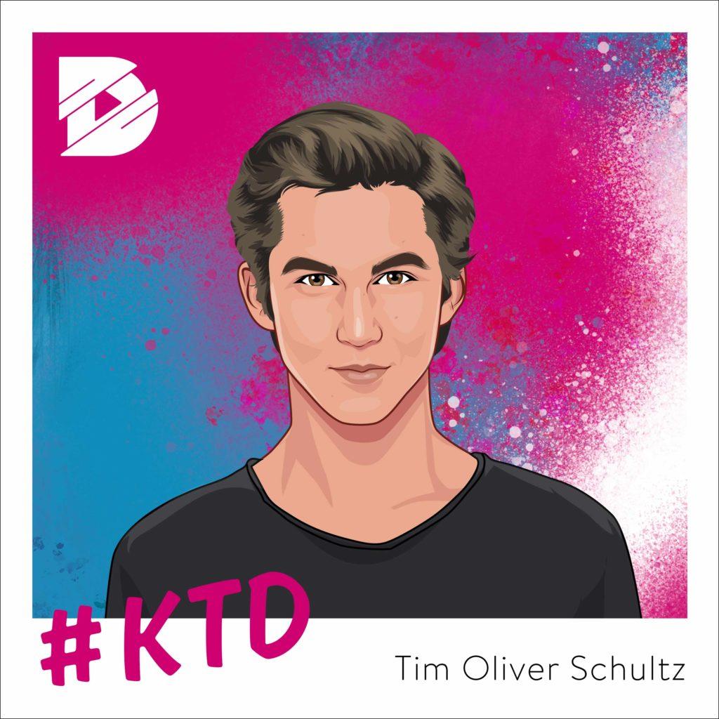 Tim Oliver Schultz: Vom Kinderdarsteller zum Netflixstar | Kunst trifft Digital #13