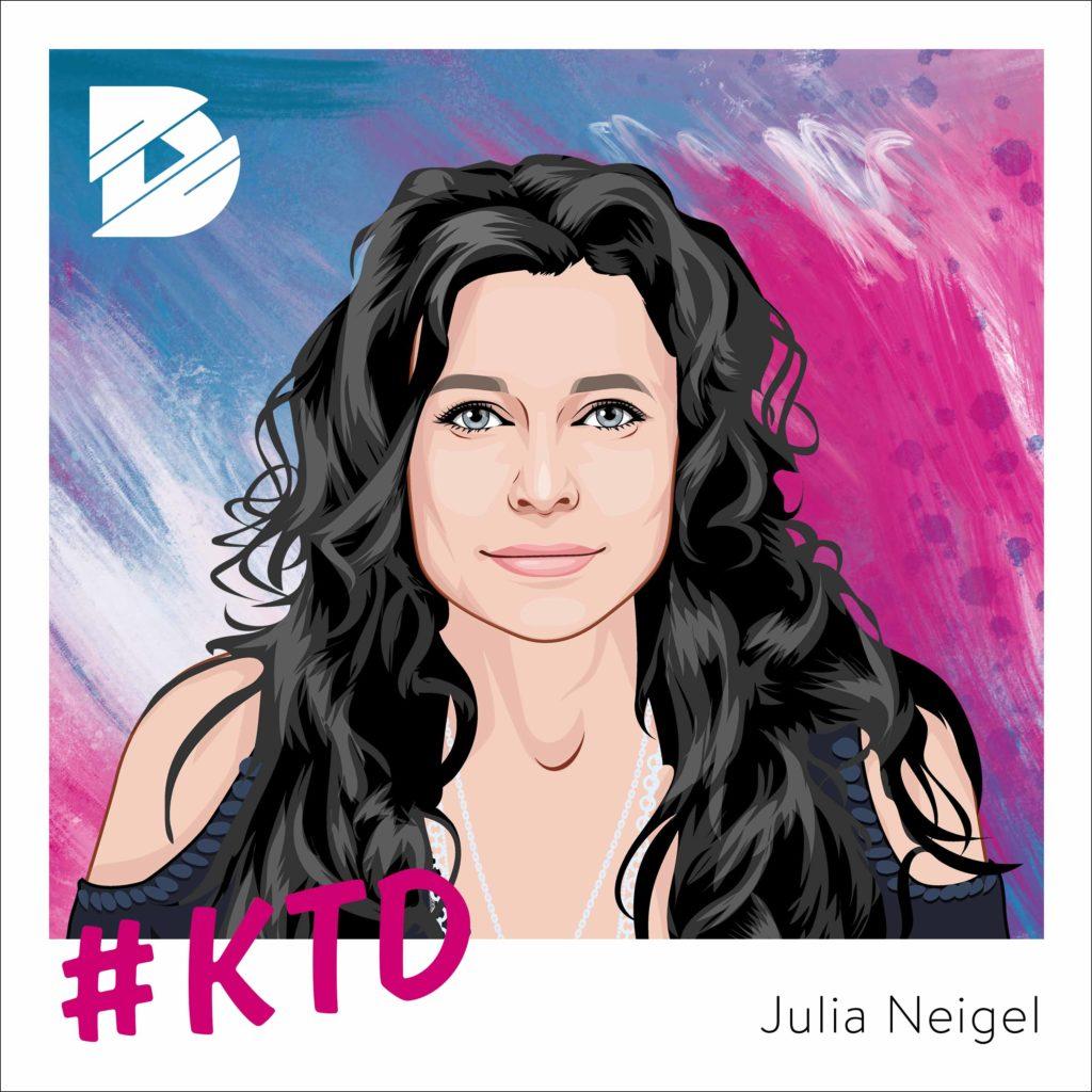 Julia Neigel: Die Kämpferin für die Rechte der Musiker | Kunst trifft Digital #14