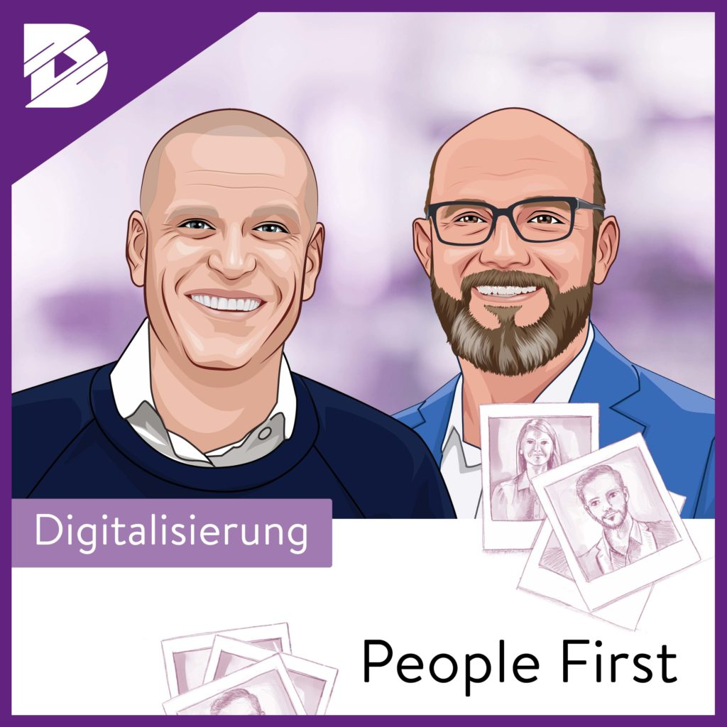 People First, Francotyp-Postalia, Sven Meise, Digitalisierung