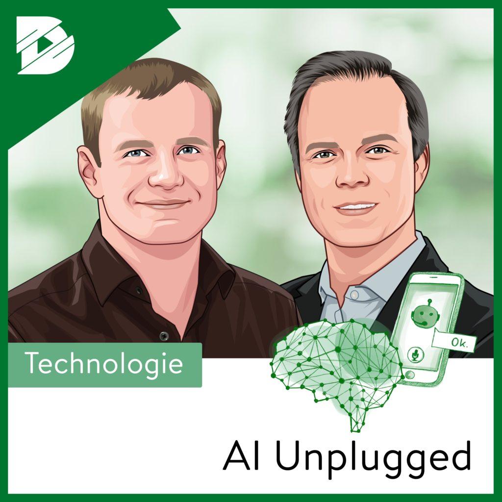 KI Podcast AI Kuenstliche Intelligenz Artificial Intelligence Erik Pfannmoeller Echtzeit Sprachanalyse Michael Brehm 2ax.ai
